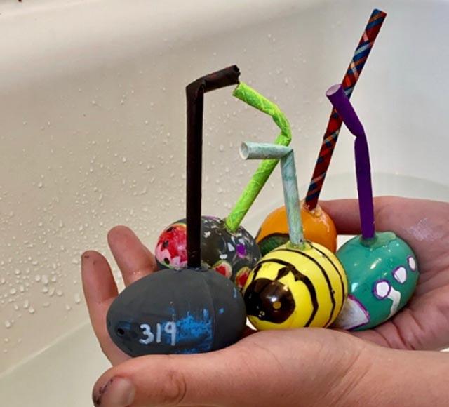 Bathtub subs